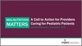 Malnutrition Matters Pediatric Thumbnail