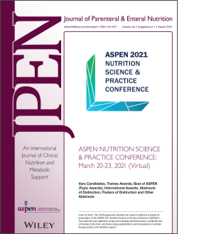 JPEN Abstracts Cover