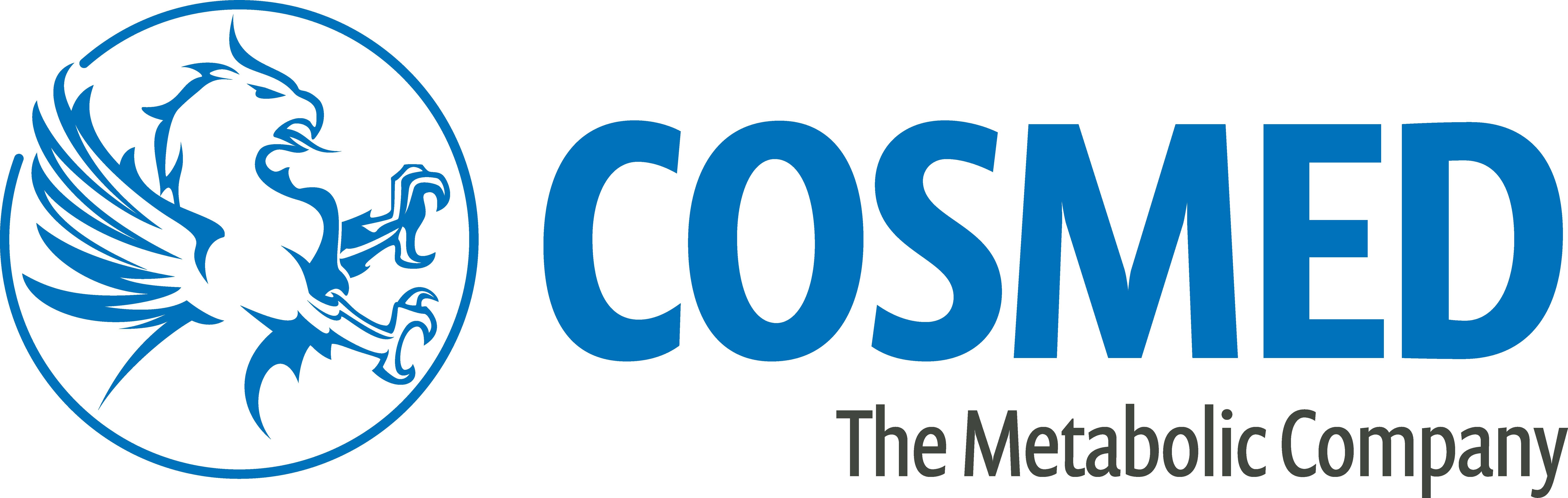 COSMED Logo Horizontal